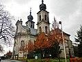 Pfarrkirche St. Peter in Bruchsal von Balthasar Neumann - panoramio.jpg