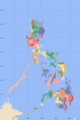 Ph regions and provinces blank.png