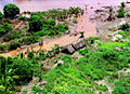Photograph of flooding on the Tana River, 1998.JPEG