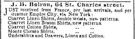 Picayun 1853