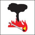 Pictograma Peligro de incendio.png