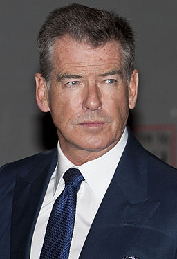 Pierce Brosnan Berlinale 2014