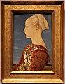 Piero del pollaiolo, ritratto di giovane donna, 1465 ca. (berlino) 01.JPG