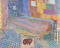 Pierre Bonnard, c.1940-1946, Nude in Bathtub, oil on canvas, 122.56 × 150.50 cm, Carnegie Museum of Art.jpg