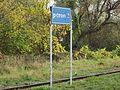Pietrowice Wielkie, peron.JPG