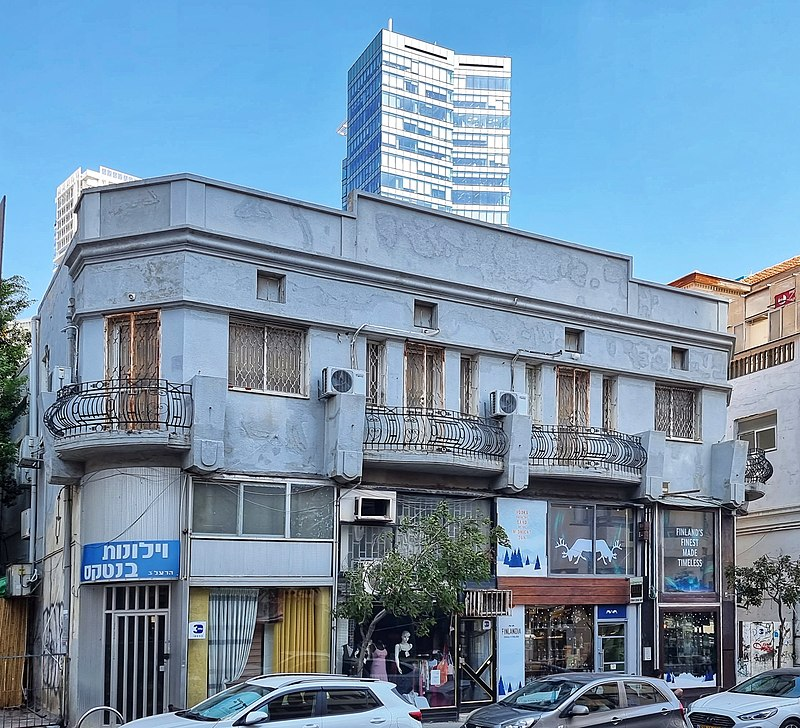 הרצל 3 תל אביב