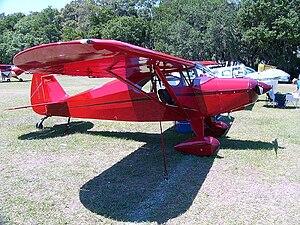 Piper PA-16 Clipper - A Piper PA-16 Clipper at Sun 'n Fun 2006