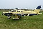 Piper PA28-181 Archer III 'G-JACS' (43459942180).jpg