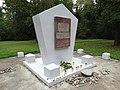 Pivonijos miškas. Žydų atminimo paminklas.JPG
