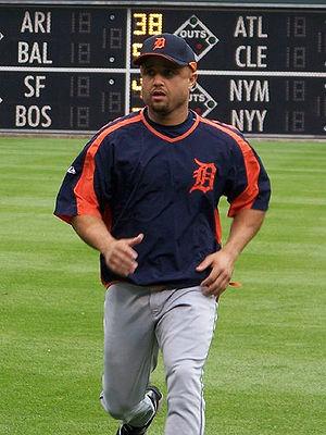 Plácido Polanco - Polanco with the Tigers in 2007