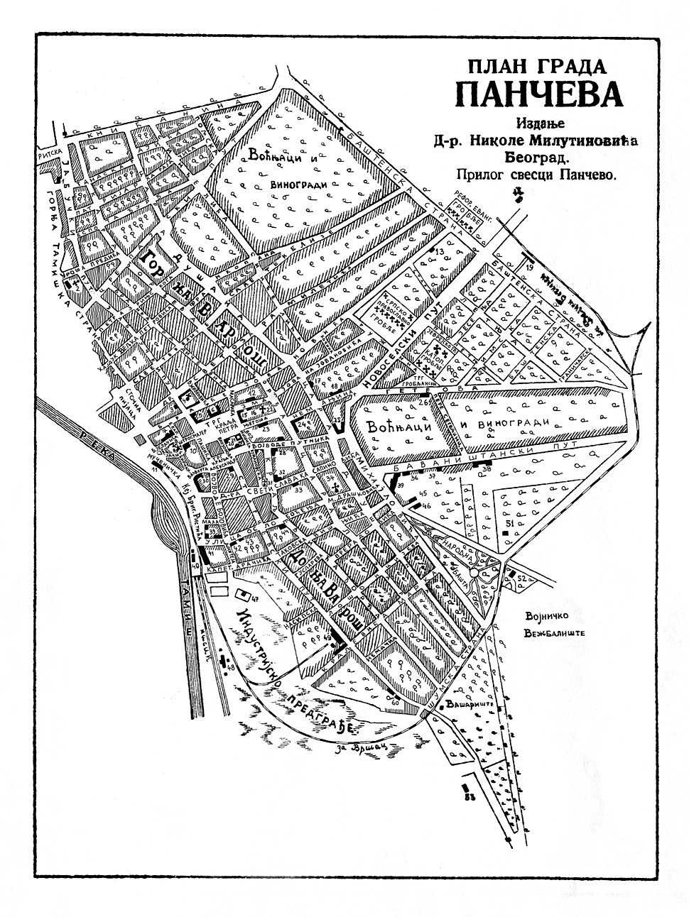 Plan Pančeva