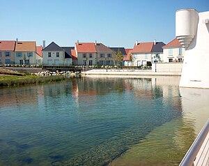 Wissous - Image: Plan d'eau Wissous