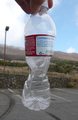 Plastic bottle at 9000 feet, sealed at 14000 feet.png