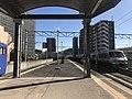 Platform of Sasebo Station (JR).jpg