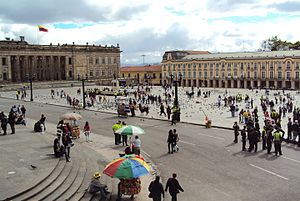 Bolívar Square