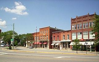 Plymouth, Ohio Village in Ohio, United States