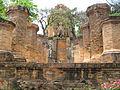 Po Nagar Frontansicht auf den Haupttempel der Göttin Durga Nha Trang Vietnam.jpg