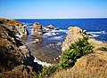 Pobřeží Černého moře, Rezovo.jpg