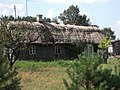 Podłaska, the old thatched roofed hut - panoramio.jpg