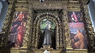 Flemish Polyptych of the Saint Anthony Altar