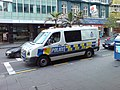 Police Van Seen In Auckland City CBD.jpg