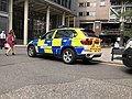 Police car in London in september 2018 - Véhicule de police à Londres en septembre 2018 13.jpg