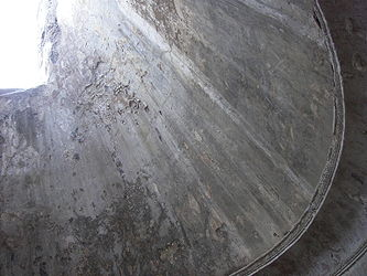 Pompeii forum baths frigidarium dome.jpg