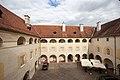 Pomurski muzej, view of the courtyard, 2017-05-25-2.jpg