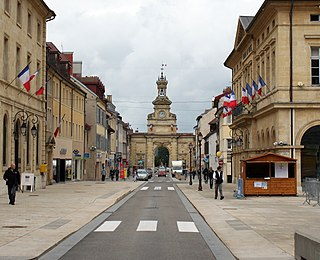 Pontarlier Subprefecture and commune in Bourgogne-Franche-Comté, France