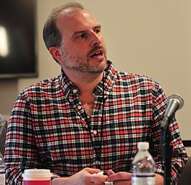 Pop Conference 2017 - Stephen Thomas Erlewine 01.jpg
