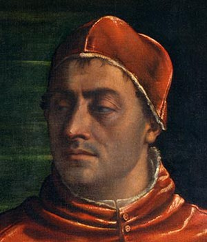 War of the League of Cognac - Pope Clement VII.