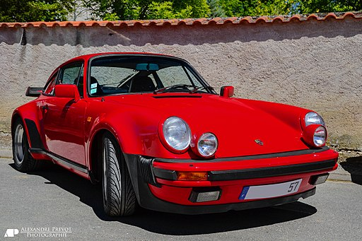 Porsche 930 Turbo - Flickr - Alexandre Prévot (1)