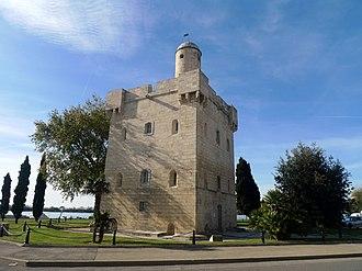 Port-Saint-Louis-du-Rhône - The 18th century Saint Louis tower