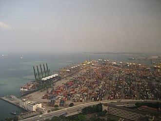 Port of Singapore - Port of Singapore