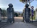 Portail d'accès au parc Jouvet (Valence) en janvier 2021 (1).jpg