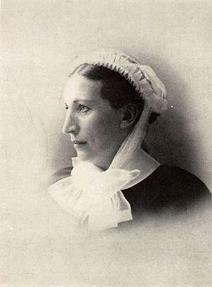 Elizabeth Fedde - Fedde circa 1880