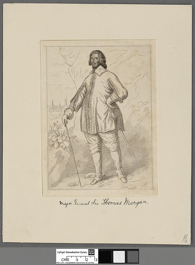Major General Thomas Morgan