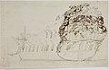 Portrait of the Briel? Built 1688 30 guns. Taken by French 1695 RMG PW6983.jpg