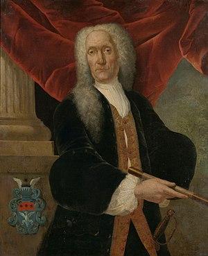Abraham Patras - Governor-General Abraham Patras