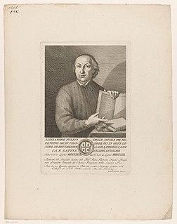 Alessandro Politi Italian philologist and theologian