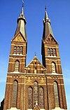 de Posthoorn, parochiekerk van O.L.Vrouw Onbevlekt Ontvangen