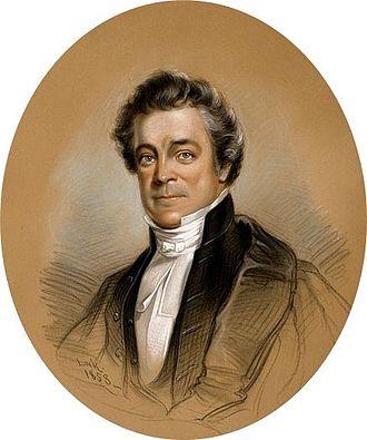 Jonas Jones - Image: Posthumous Portrait of Jonas Jones, 1858