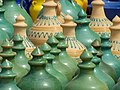 Pottery in Iran - qom فروشگاه سفال در ایران، قم 13.jpg