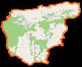 Powiat chodzieski location map.png