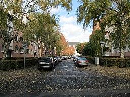 August-Scheidel-Straße in Frankfurt am Main