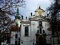 Prag – Kloster Strahov - Strahovský klášter - panoramio.jpg