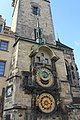 Prague Praha 2014 Holmstad Den astronomiske klokken The astronomical clock.jpg