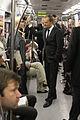 Premier Donald Tusk oraz Minister Elżbieta Bieńkowska w warszawskim metrze (6163574396).jpg