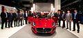 Premier Motors Unveils the Jaguar F-TYPE in Abu Dhabi, UAE (8739621897).jpg