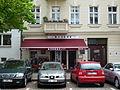 Prenzlauer Berg Bötzwstraße Café Knorke.JPG